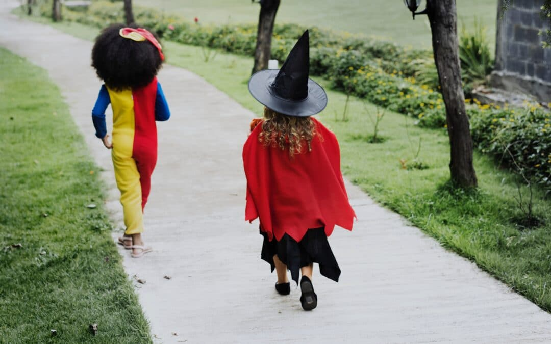 Every Witch Needs a Familiar, Or A Wart On Her Nose